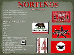 nortenos - Santa Cruz County BASTA