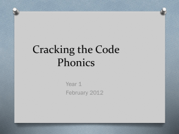 Y1_Cracking_the_Code_1_March_11