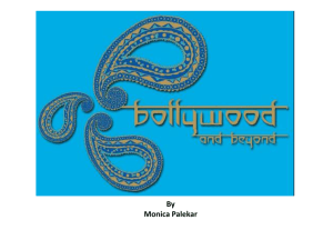 Bollywood & Beyond - Scarsdale Union Free School District