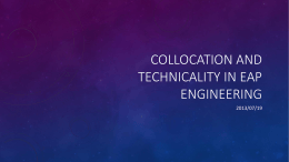 Collocation and technicality in EAP engineering