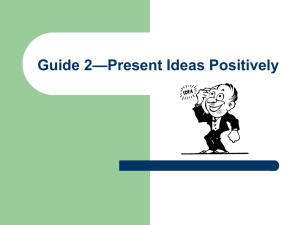Guide 2 PPt