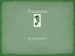 Pounamu - New Lynn School