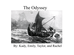 The Odyssey - Issaquah Connect