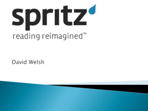 Spritz - WordPress.com