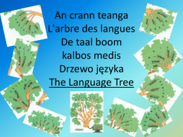 The Language Tree - Culture--per6