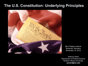 Citizenship & the Constitution