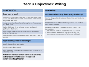 year-3-objectives