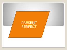 PRESENT PERFECT.PPOINT