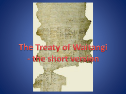 treaty of waitangi ppt (1)