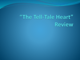 *The Tell-Tale Heart* Review