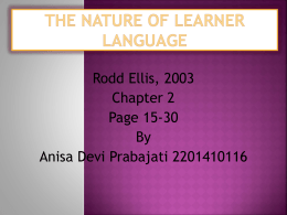 ppt sla chapter 2