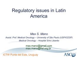 Regulatory timelines in Brazil