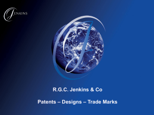 please click here - R. G. C. Jenkins & Co.