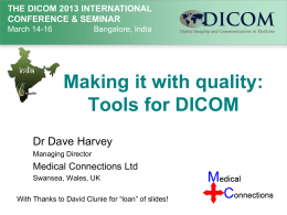D1-1420-Harvey-Tools for DICOM