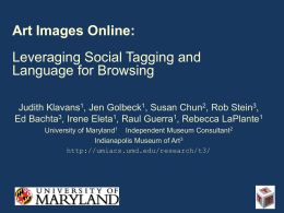 Multilingual Social Tagging of Art Images