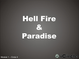 1-4 iCircle Hell Fire & Paradise Presentation