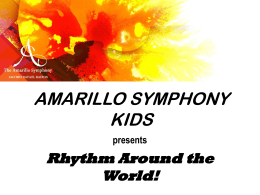 Fun Facts About - Amarillo Symphony
