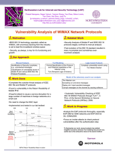 WiMAX poster