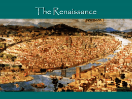 New Values Shaped the Renaissance: 1. Love of classical learning