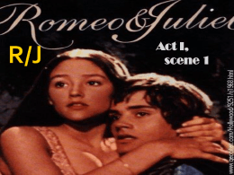Romeo and Juliet discussion questions