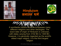 10 NonTheistic-Hinduism