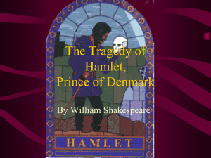 Hamlet PowerPoint - OxleyLearning Home