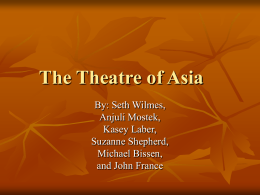 The Theatre of Asia