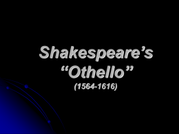 PowerPoint on Othello
