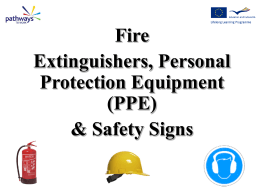 3.2-3.3-Fire-Extinguishers-PPE-and-Safety-Signs