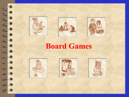 Board Games - TeacherTube