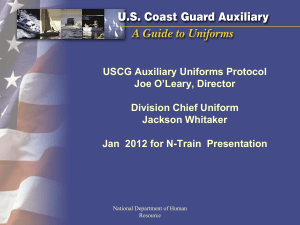The Silver Side - U.S. Coast Guard Auxiliary