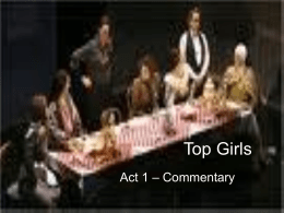 Top Girls - Livre Or Die