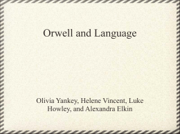 Orwell_and_Language
