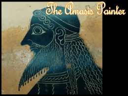 The Amasis Painter Date