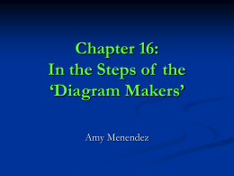 Chapter 16: In the Steps of the `Diagram Makers`