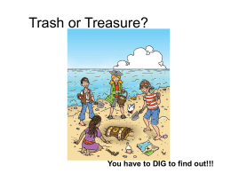 Trash or Treasure slide show