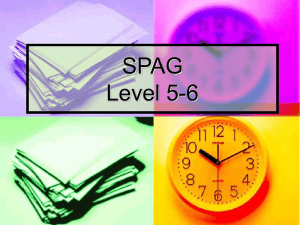 SPAG Level 5-6 - Ladybird Learning