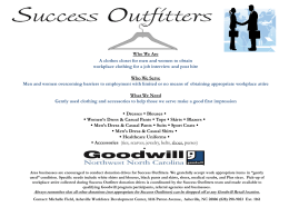 Success Outfitters - Asheville Area Chamber of Commerce