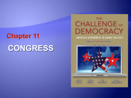 Chapter 4 textbook notes ap gov