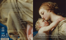 Hymn to the Virgin