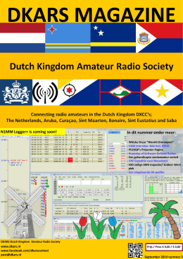 Download - Dutch Kingdom Amateur Radio Society