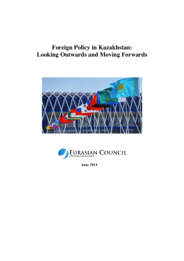 Foreign Policy Paper - revised 17.06.014