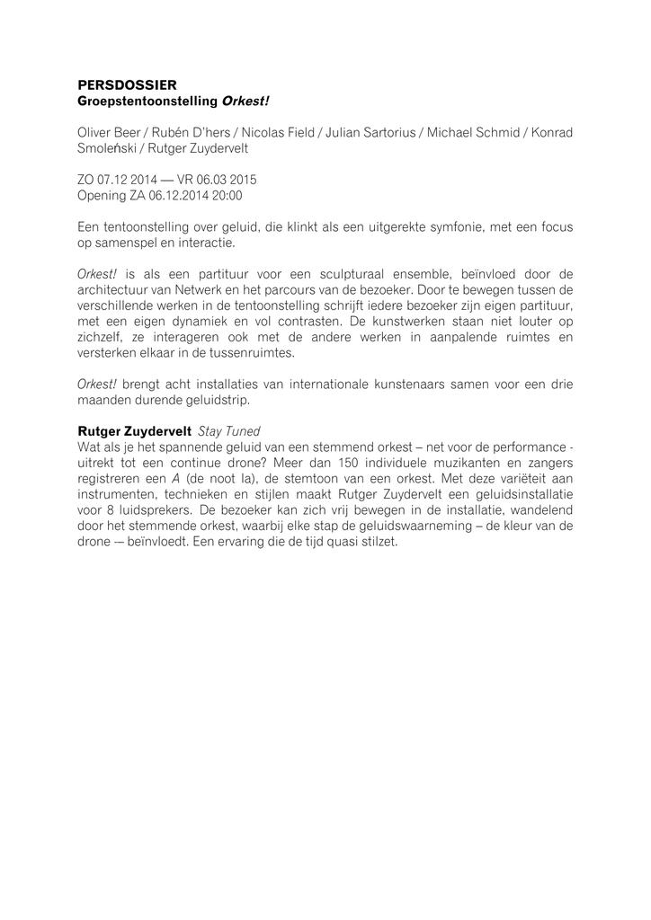 PERSDOSSIER NL + extra EN/FR PDF, 6 17 MiB