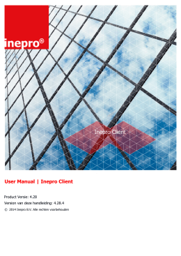 Inepro Client - Interactive Version
