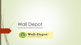 Customer Care - Wall Depot Telecom