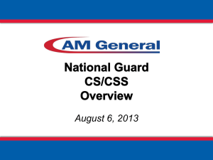 AM General - National Guard Association of the U.S.