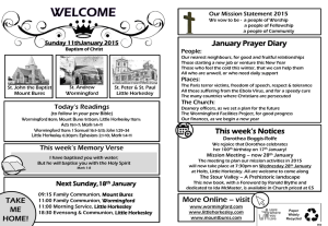 Benefice-Bulletin-11 Jan-2015