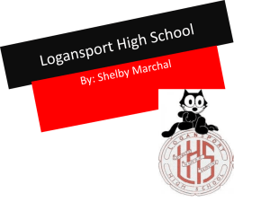 to view my powerpoint - Shelby Marchal`s Portfolio