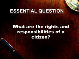 bill of rights powerpoint - coachmurray