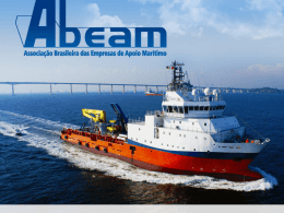 PLSV – Pipe Laying Support Vessel